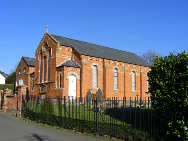 United Reformed Church, Flore
