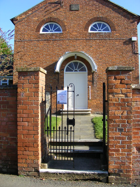 United Reformed Meeting House, Flore.