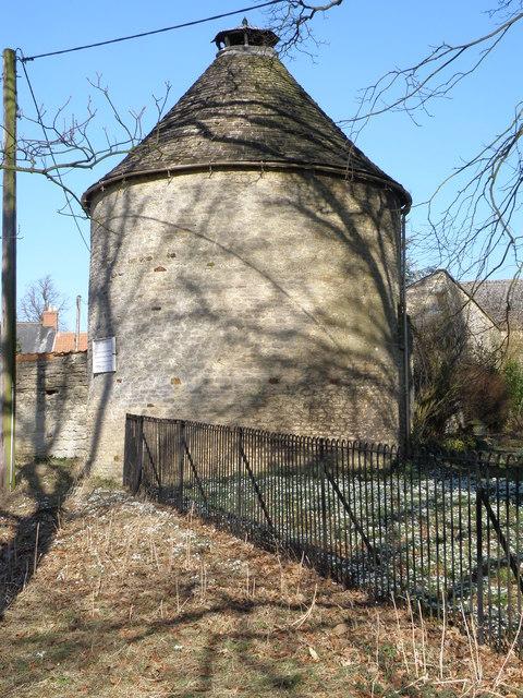 Dovecote at Cranford St Andrew