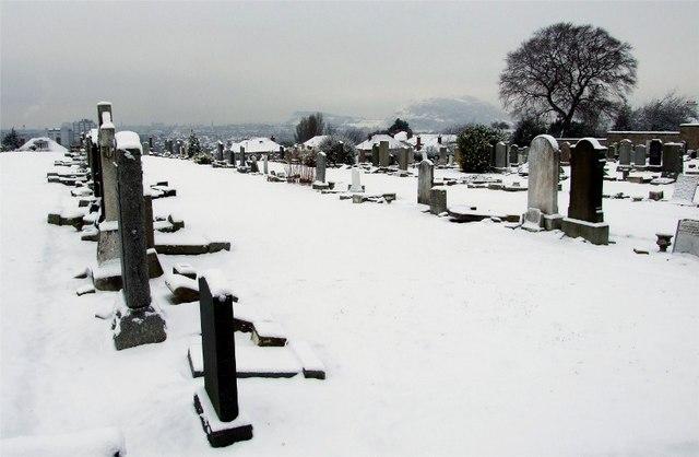 Liberton Cemetery