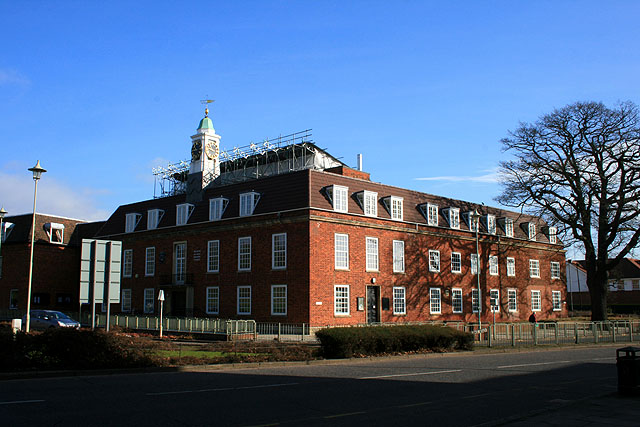 Council Offices, Welwyn