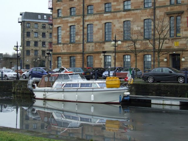 Spiers Wharf