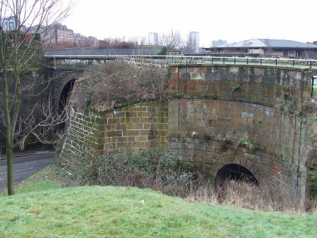 Possil Road aqueduct