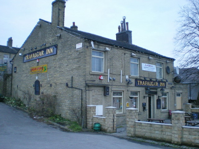 Trafalgar Inn, Aachen Way