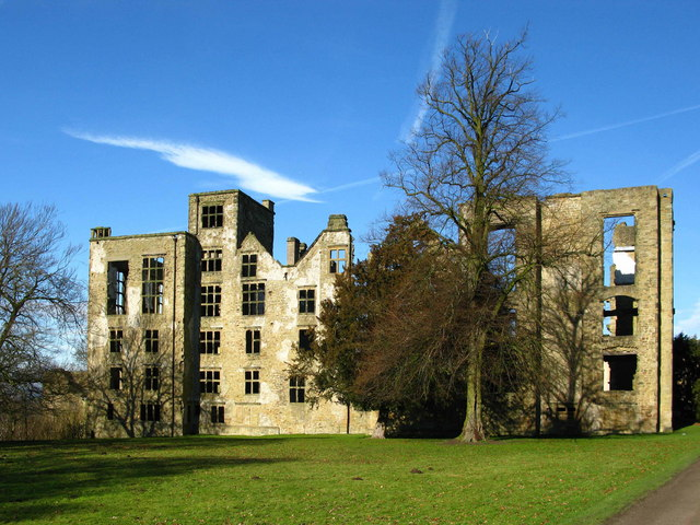 Hardwick Old Hall