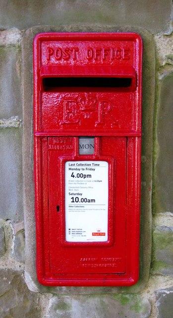 Hardwick Postbox