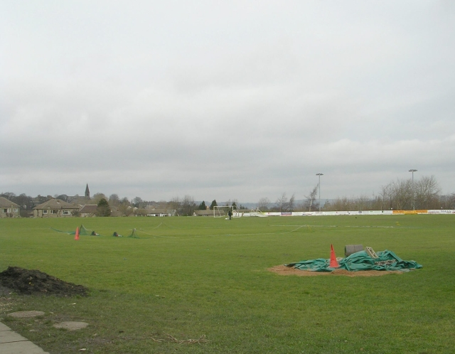 Manningham Mills Cricket Ground - Scothman Road