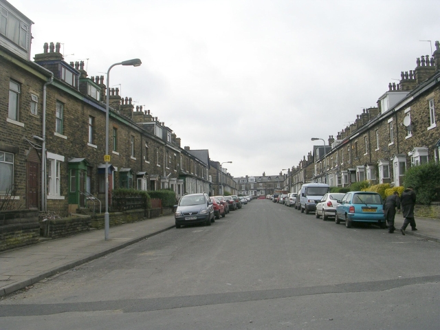 Farfield Terrace - Lilycroft Walk