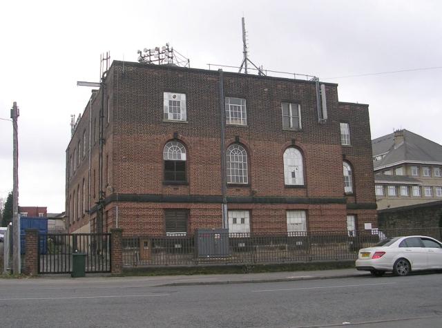 Telephone Exchange - Heaton Road