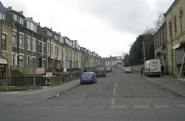 Home View Terrace - Heaton Road