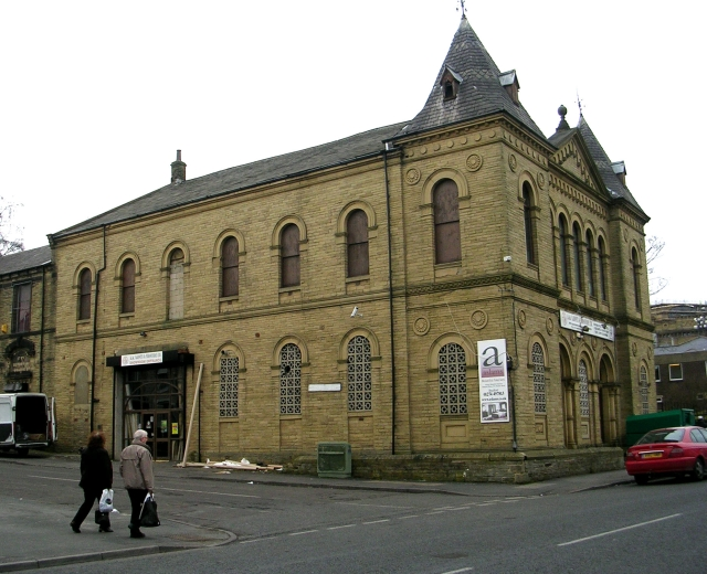Former Chapel - Heaton Road