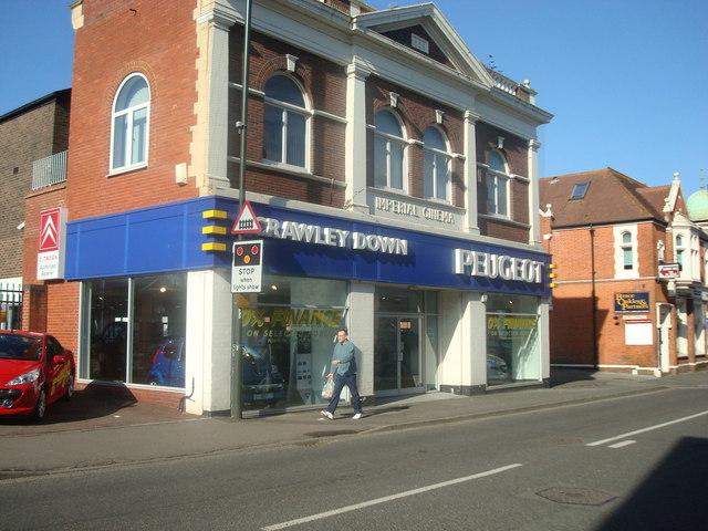 Car Dealer, Brighton Road, Crawley