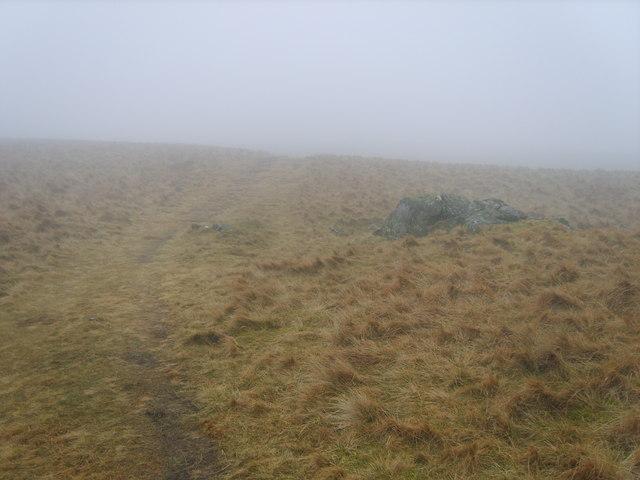 Path on Illgill Head