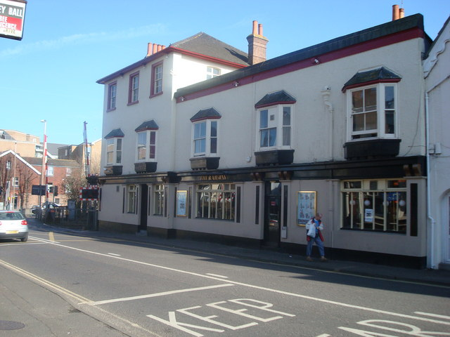 The Railway Public House, Brighton Road, Crawley