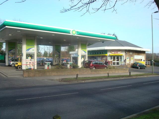 Petrol Station, Perry Street, Chislehurst