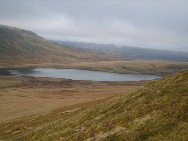 Descending Illgill Head