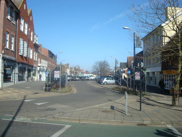 High Street, Crawley
