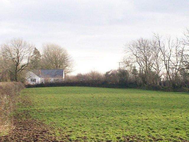 Field Behind Sandy Grove, Llanteg