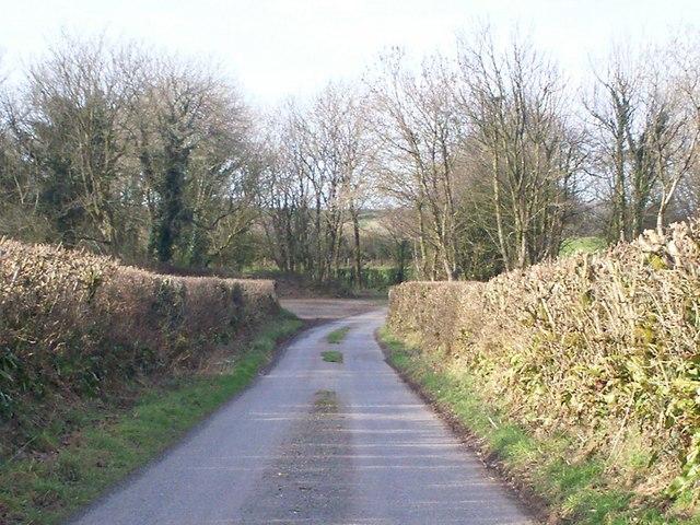 Trenewydd Lane, Llanteg