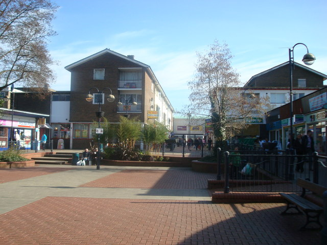 The Broadwalk, Crawley