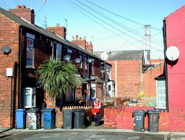Saltburn Street, Hull
