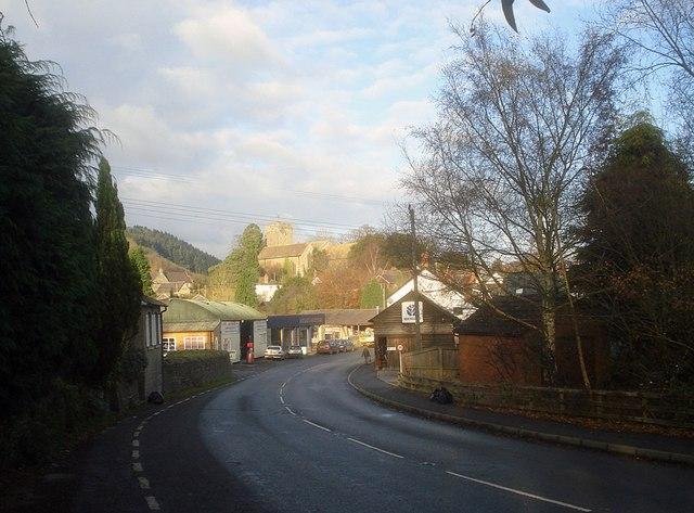 A4110 at Wigmore