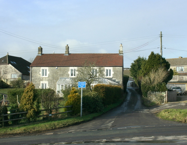 2009 : A bit more of Clutton Hill