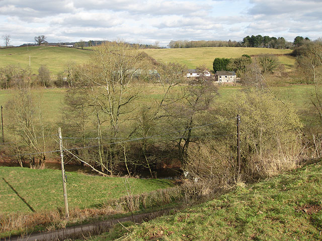 View to The Mill Farm