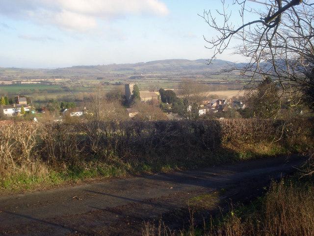 Overlooking Wigmore