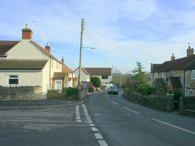 2009 : Station Road, Clutton