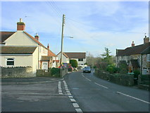 ST6259 : 2009 : Station Road, Clutton by Maurice Pullin