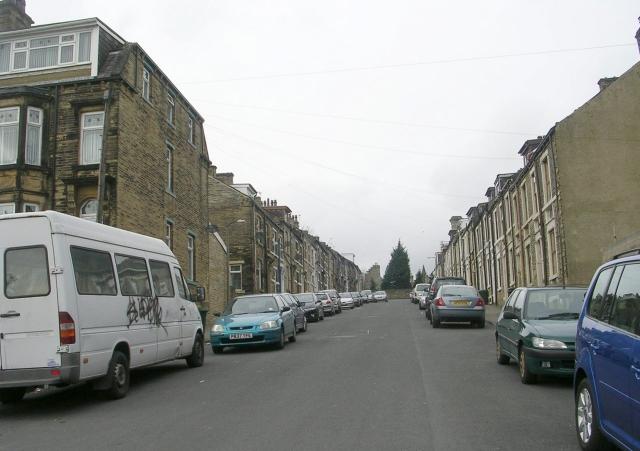 Abingdon Street - Toller Lane