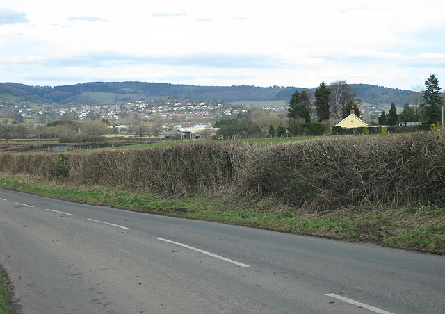 View to Monmouth