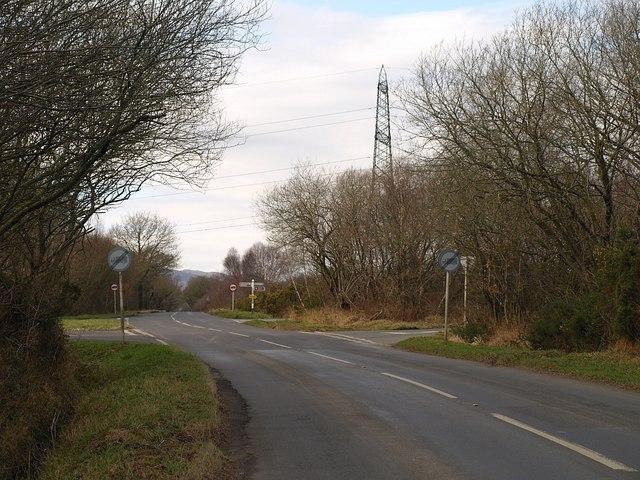 Dunley Cross