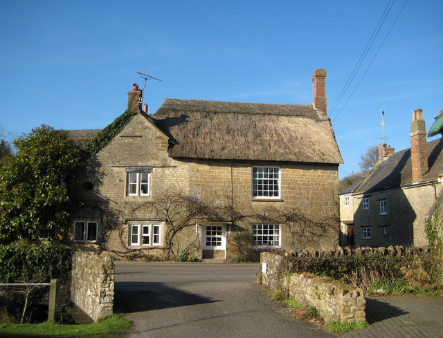 Thatched house - South Perrott