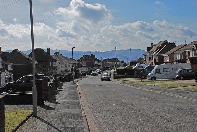 Hockley Lane, Netherton