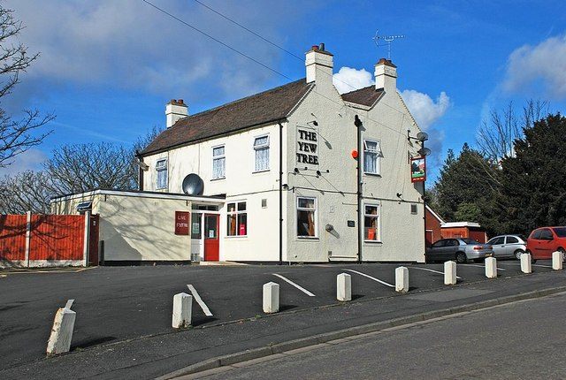 The Yew Tree, Netherton
