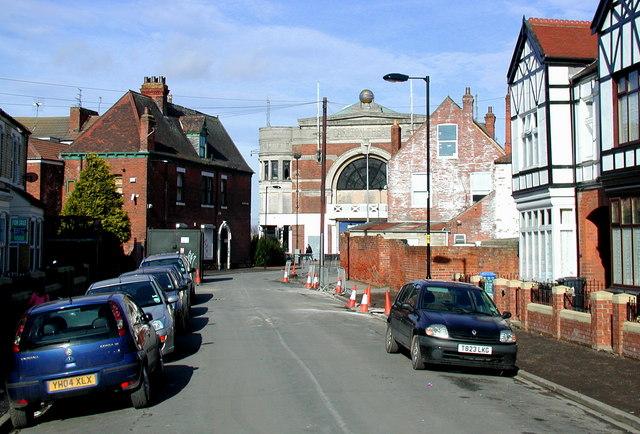 Glencoe Street, Hull