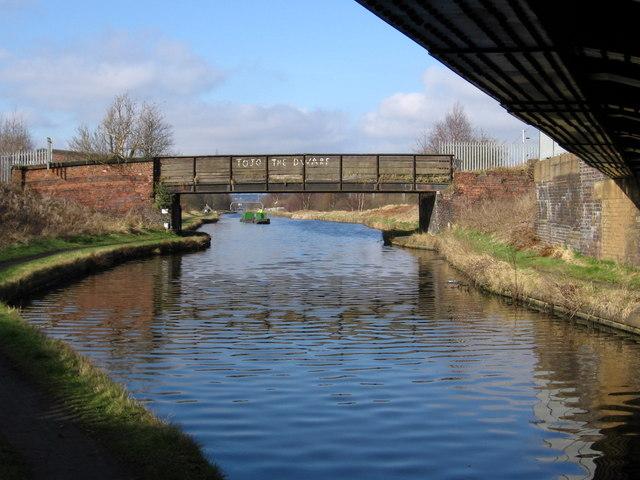 Oldbury - Union Furnace Bridge