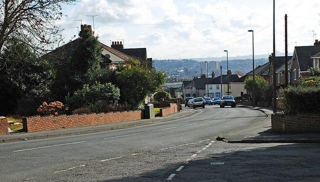 Marriott Road, Netherton