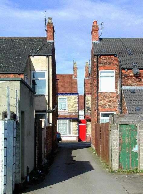Curzon Street, Hull