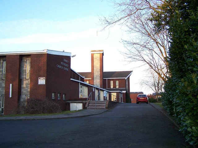 Trinity Methodist Church, Kidderminster