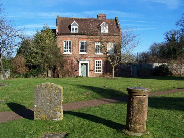 Queen Anne Rectory, Areley Kings