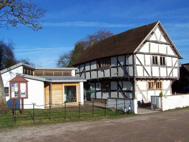 Church House, Areley Kings