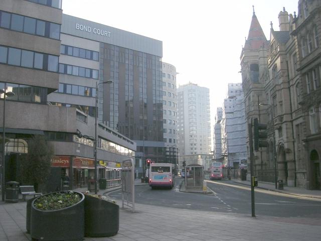 Infirmary Street - East Parade