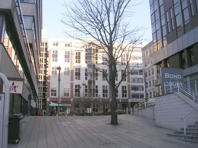 Bond Court - Infirmary Street