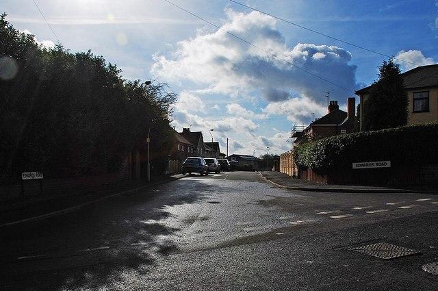 Edwards Road, Netherton