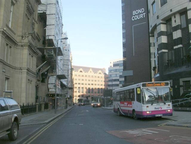 Infirmary Street - City Square