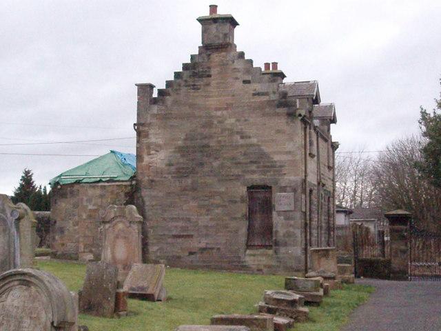 Larkhall Cemetery Lodge House
