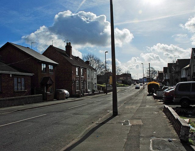 Cradley Road, Netherton